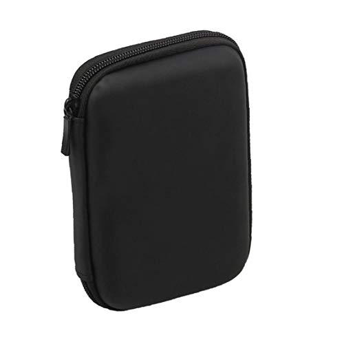 GGOOD Mini USB 3.0 / USB 2.0 de Disco Duro 301558 accionamiento Compacto de Disco Duro portátil Case-Black artículos útiles de Almacenamiento de 1 TB móvil Externo para el hogar