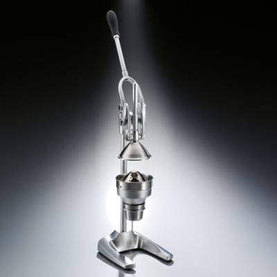 Gastroback 41140 Schwere Hebelzitruspresse (Farbe: Silber)