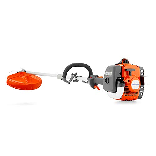 Husqvarna 129LK 17' Cutting Path, Attachment Capable Gas String Trimmer