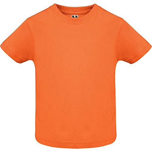 ROLY Camiseta Baby 6564 Bebé Naranja 31 18 M