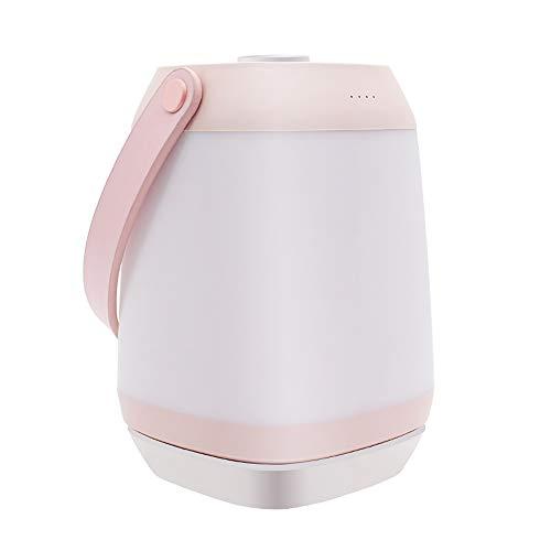 FREELT - Lámpara de noche LED portátil para bebés, lámpara de noche para niños, lámpara de noche, luz nocturna, USB recargable, 1800 mA, respetuosa con los ojos, temperatura de color 3000 K