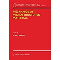 Mechanics of Microstructured Materials (CISM International Centre for Mechanical Sciences)【洋書】 [並行輸入品]