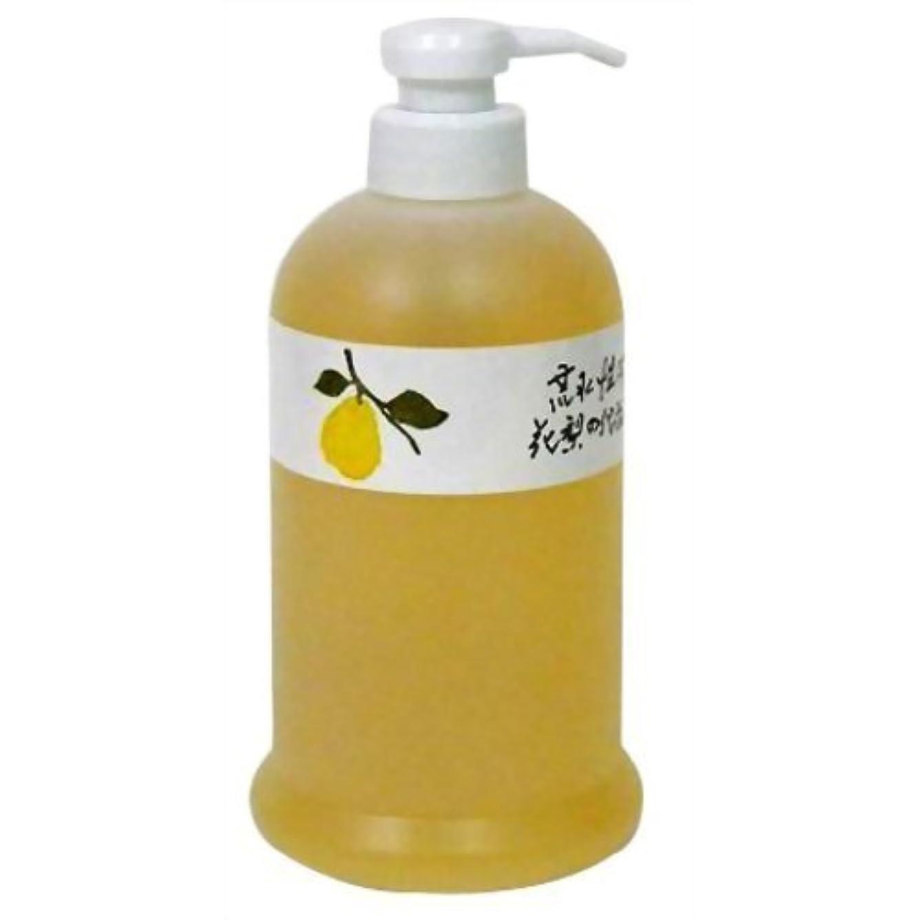 サンダースブレンド好む花梨の化粧水 お徳用ホームサイズ 630ml