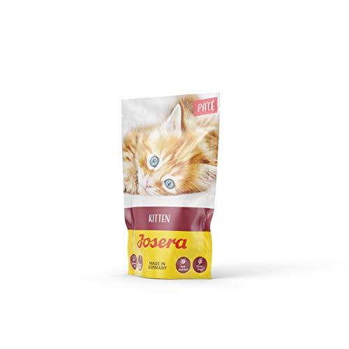Josera Pate Kitten   16x 85g Katzenfutter, Kätzchenfutter