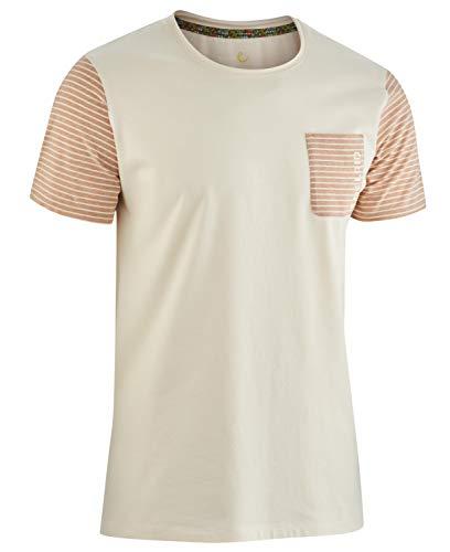 EDELRID Angama T-Shirt Femme, Ecru, m
