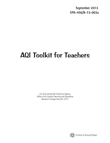 AirNow AQI Toolkit for Teachers Grades K-2 (English Edition)