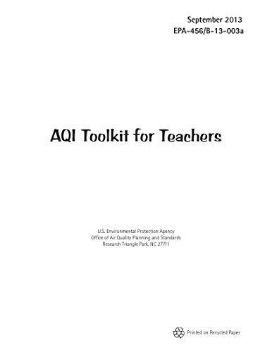 AirNow AQI Toolkit for Teachers Grades K-2 (English Edition)