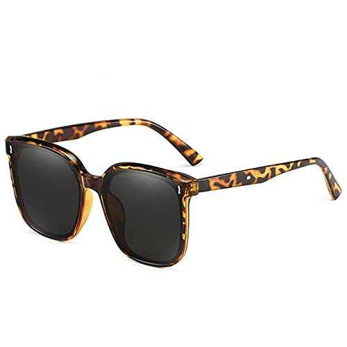 QKFON Gafas de sol polarizadas con lente de nailon amplio campo de visión, anti-ultravioleta para hombres y mujeres conducen, pesca, compras, esquí, viajes, senderismo, paseos en bote