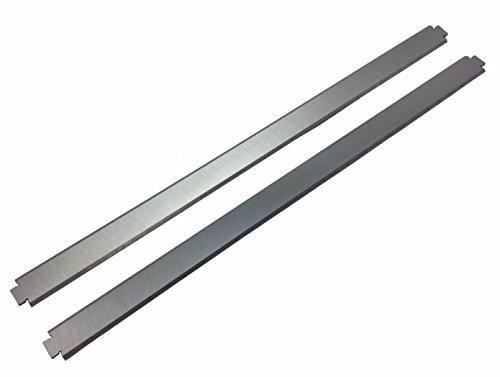 FOXBC 13-Inch HSS Planer Blades for Ryobi AP1301 Planer, Ridgid AC8630 TP1300 - Set of 2
