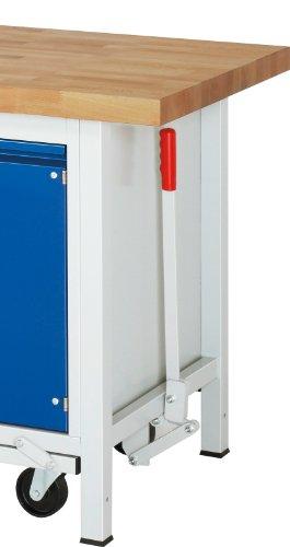 Fahrbare Werkbank 1500 x 700 x 840 - 2