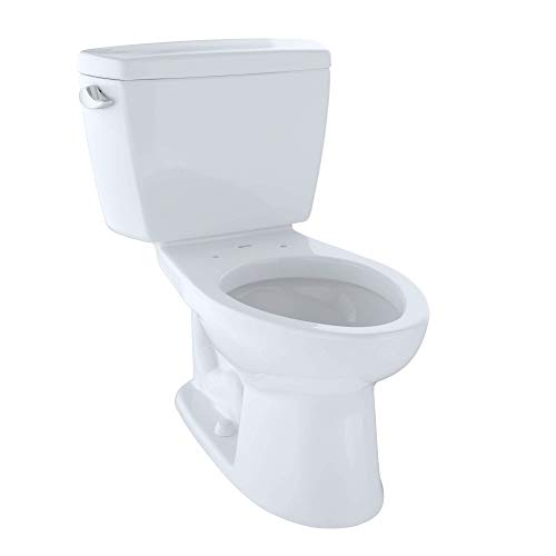 TOTO Drake 2-Piece ADA Toilet with Elongated Bowl (16.5 inches)