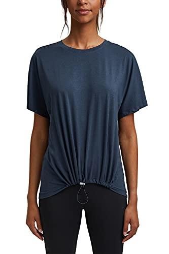 ESPRIT Sports COO Tshirt Fledermaus Camisa de Yoga, 401, XXL para Mujer