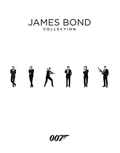 James Bond Collection (24 DVD)