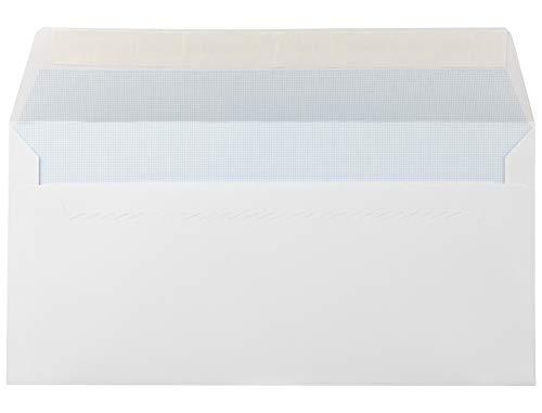 Sobres Papel Blanco 22X16 Marca Liderpapel