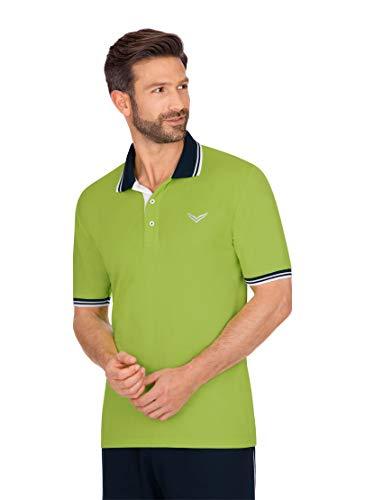 Trigema 644621120 Polo, Citron, XL Homme