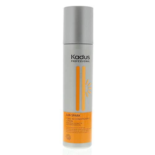 Après-shampoing après-soleil sans rinçage SUN SPARK LEAVE-IN KADUS 250ML