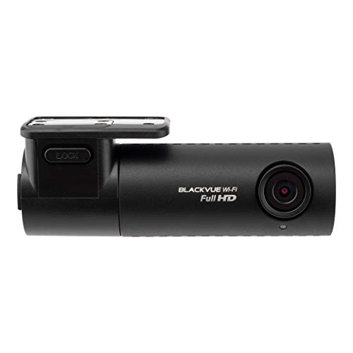 BlackVue DR590X-1CH with 64GB microSD Card | Full HD Wi-Fi Dashcam | Parking Mode Support Colorado