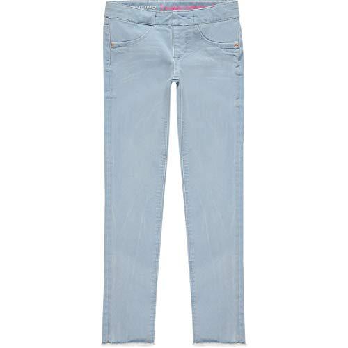 Vingino meisjes jeans jegging broek skinny fit Brianna Bleach Clouds