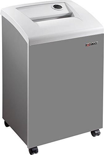 Dahle 50414 Oil-Free Paper Shredder w/Jam Protection, SmartPower, German Engineered, 18 Sheet Max, Security Level P-4, 3-5 Users