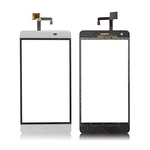 MOLIBAIHUO Negro Compatible con Oukitel K6000 Pro Pantalla táctil Pantalla táctil Digitalizador Sensor Sensor Reemplazo 100% Tacto Tacto Sensor + Herramientas Pantallas táctiles (Color : White)