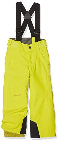 Ziener Kinder Ando jun (Pant ski) Hose, Light Green, 152