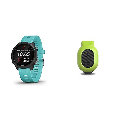 Fantastic Deal! Garmin Forerunner 245 Music, GPS Running Smartwatch with Music and Advanced Dynamics...