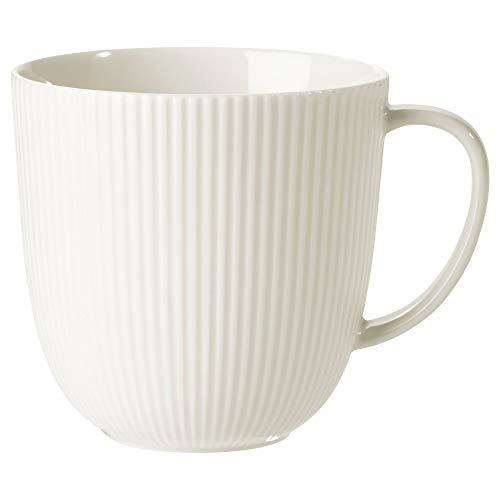 IKEA 003.190.22 Ofantavig-Tasse, weiß