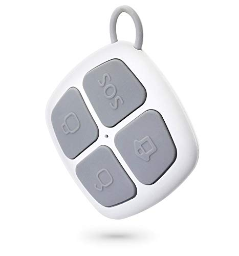Mando Distancia Alarma WiFi G90 RCN - Compatible alarmas hogar WiFi sin cuotas como AZ019 G90B Plus - Control remoto a distancia alarma para casas