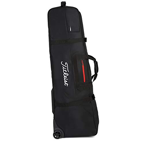 Titleist Players Travel Cover Black/Red