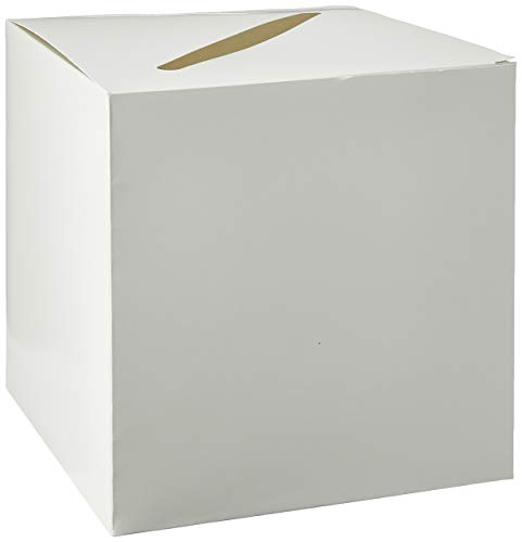 Beistle 54390 All-Purpose Card Box, 9 by 9-Inch