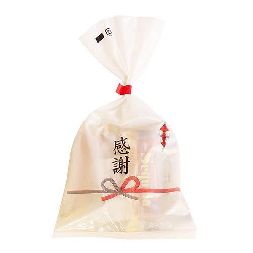 感謝袋 6袋 お菓子 詰め合わせ(Lセット) 駄菓子 袋詰め おかしのマーチ