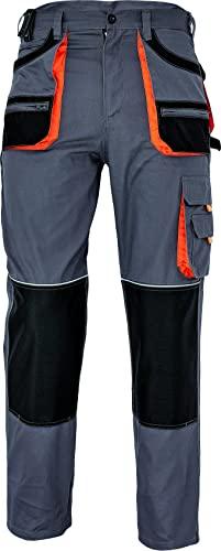Des-Emerton - Pantalones de Trabajo para Hombre Slim fit