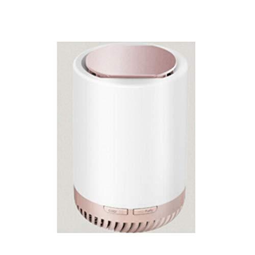 luchtreiniger Nieuwe Negatieve Ion Desktop Home Office Slaapkamer Nachtkastje In aanvulling op Formaldehyde PM25 Ceremony Zilver HAODAMAI