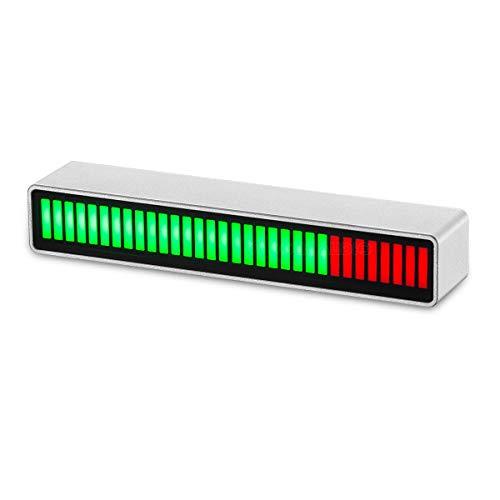 Indicatore di volume MIC 32 Bit Sound Control Level DB Indicator VU Meter Spectrum