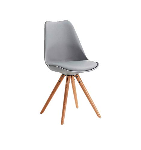 Icons Corner Pack de 4 Silla KANDEM Oslo Gris Oscuro