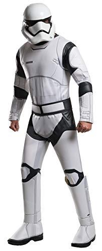 Rubie's 3810672 - Stormtrooper Adult, XL, weiß/schwarz