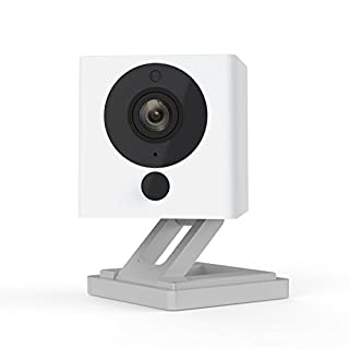 Wyze Cam 1080p HD Indoor WiFi Smart Home Camera with Night Vision, 2-Way Audio, Works with Alexa & the Google Assistant, White, 1-Pack (B076H3SRXG) | Amazon price tracker / tracking, Amazon price history charts, Amazon price watches, Amazon price drop alerts