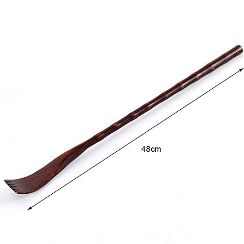 ZHKXBG bamboe houten rugkrabbers, het beste voor zwangere vrouwen en mensen die langere handen nodig hebben, bieden onmiddellijke verlichting van jeuk, goede praktische en nieuwe geschenken voor vrienden en familie