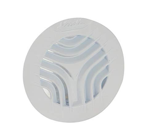 Nicoll 71690 Grille simple 100 rectang av Blanc moust b111