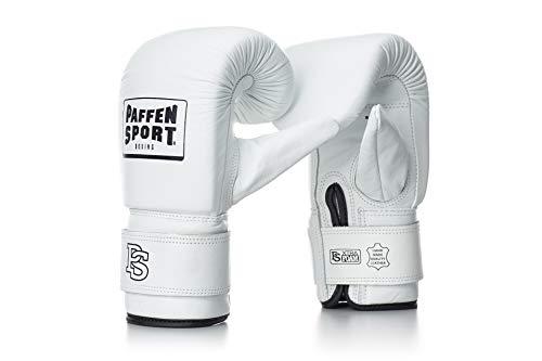 Paffen Sport «PRO» Boxsack-Handschuhe – weiß – Gr. L/XL