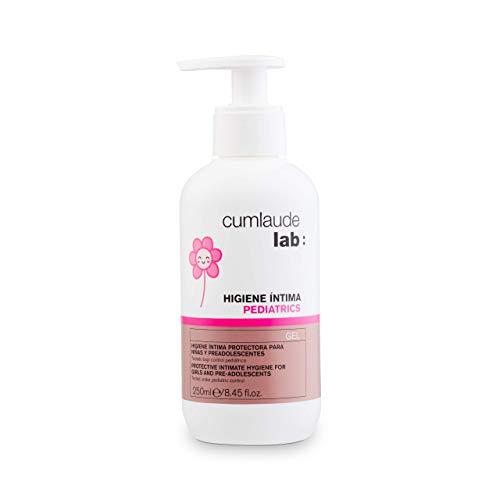 Cumlaude Lab - Gel Íntimo Pediátrico pH Neutro - Previene el Picor y el Enrojecimiento - 250 ml