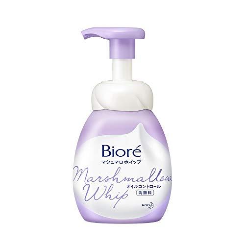 Bioré Marshmallow Whip Oil Control - Sabonete Facial 150ml