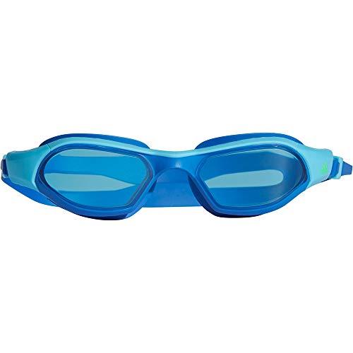 adidas PERSISTAR 180 Gafas de Silicona, Unisex niños, Azul, Talla Única