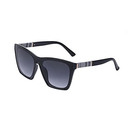 AMFG Gafas De Sol Cuadradas, Gafas Frescas Para Hombres Y Mujeres, Protección Solar Al Aire Libre, Viajes, Desgaste, Gafas De Conducción, Regalos De Vacaciones (Color : G, Size : M)