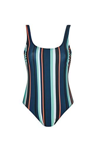 Olympia Damen Badeanzug Girls Delight mit Softschalen, Größe:42D, Farbe:Mehrfarbig (multicolor99)