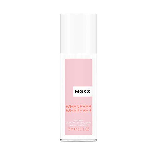 Mexx Wherever Woman Deodorant Spray, 75 ml