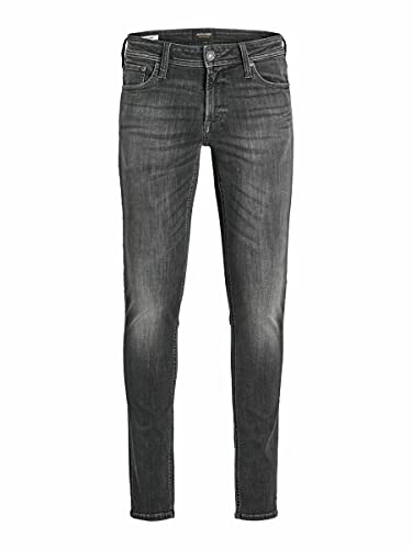 Jack & Jones JJILIAM Jjoriginal AGI 305 Jeans, Grey Denim, 32W x 34L para Hombre