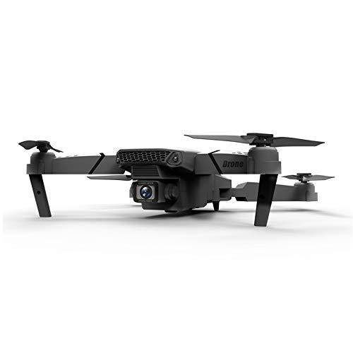 Es Hat alles was Sie Wollen!LS-E525 Handy APP Steuerung Quadrocopter Drohne mit Kamera 4k HD Video Drohne, WLAN FPV Übertragung, Automatische Rückkehr & Trajectory Flight, Top Konfiguration