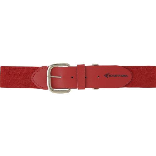 Easton Adjustable Elastic Baseball Belt - Red