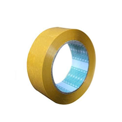 Insulation Tape Trasparente Larghezza del Nastro 4,5 Centimetri è Adatto for Il confezionamento di Tenuta imballaggio Nastro sigillante (Color : Beige Opaque)
